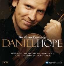 Daniel Hope - The Warner Recordings, 5 CDs