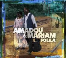 Amadou & Mariam: Folila, CD