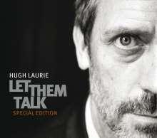 Hugh Laurie: Let Them Talk (CD + DVD) (Special Edition Digisleeve), 2 CDs