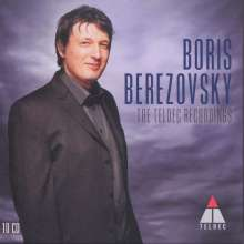 Boris Berezovsky - The Teldec Recordings, 10 CDs