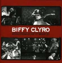 Biffy Clyro: Revolutions / Live At Wembley (CD + DVD), 2 CDs