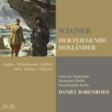 Richard Wagner (1813-1883): Der Fliegende Hollander, 2 CDs