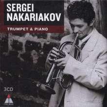 Sergei Nakariakov - Trumpet & Piano (Exklusiv für jpc), 3 CDs