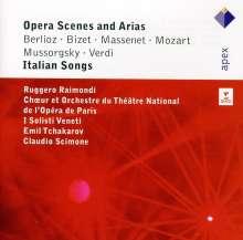 Ruggero Raimondi - Opera Scenes & Arias, CD