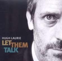 Hugh Laurie: Let Them Talk, CD