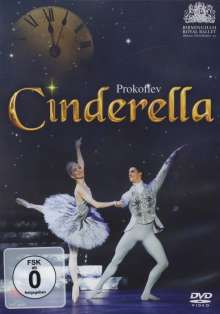 Birmingham Royal Ballet - Cinderella, DVD