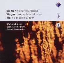 Waltraud Meier singt Arien & Lieder, CD