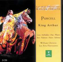 Henry Purcell (1659-1695): King Arthur, 2 CDs