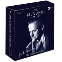 Yehudi Menuhin - The Historic Recordings, 18 CDs
