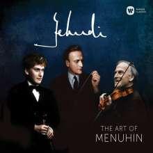 Yehudi Menuhin - Yehudi, 3 CDs