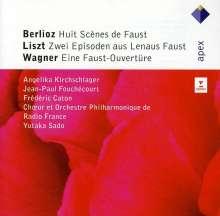 Hector Berlioz (1803-1869): 8 Szenen aus Faust, CD