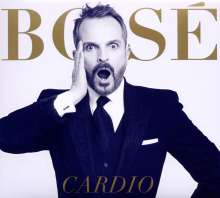 Miguel Bosé: Cardio (Digipack), CD
