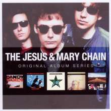 The Jesus And Mary Chain: Original Album Series, 5 CDs