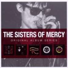 The Sisters Of Mercy: Original Album Series, 5 CDs