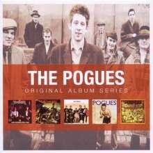 Pogues: Original Album Series, 5 CDs