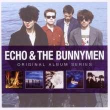 Echo & The Bunnymen: Original Album Series, 5 CDs