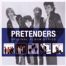 The Pretenders: Original Album Series, 5 CDs
