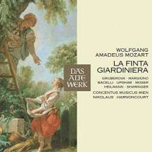 Wolfgang Amadeus Mozart (1756-1791): La Finta Giardiniera KV 196, 3 CDs
