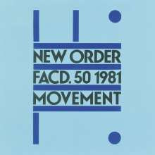 New Order: Movement, LP
