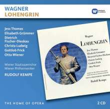 Richard Wagner (1813-1883): Lohengrin, 3 CDs