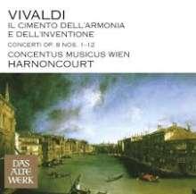 "Antonio Vivaldi (1678-1741): Concerti op.8 Nr.1-12 ""Il Cimento..."", 2 CDs"