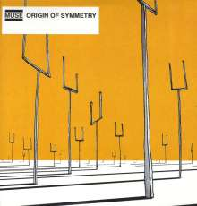 Muse: Origin Of Symmetry (remastered) (180g) (Limited Edition), 2 LPs