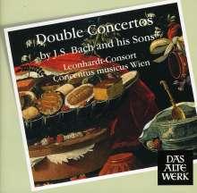 Wilhelm Friedemann Bach (1710-1784): Konzert für 2 Cembali & Orchester Es-Dur F.46, CD