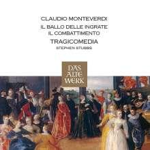 Claudio Monteverdi (1567-1643): Madrigali Libri 7 & 8 (Ausz.), CD