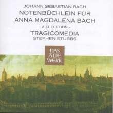 Johann Sebastian Bach (1685-1750): Notenbüchlein für Anna Magdalena Bach (Ausz.), CD