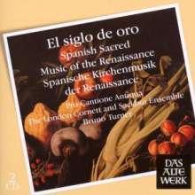 El Siglo de oro - Spanische Kirchenmusik der Renaissance, 2 CDs