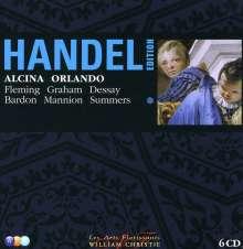 Georg Friedrich Händel (1685-1759): Händel-Edition Vol.1 (Warner), 6 CDs