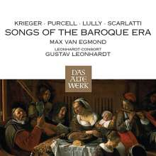 Max van Egmond - Lieder des Barock, CD