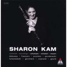Sharon Kam - Collected Recordings, 5 CDs