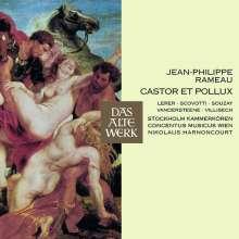 Jean Philippe Rameau (1683-1764): Castor et Pollux, 3 CDs