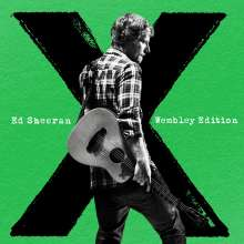 Ed Sheeran: X (Wembley Edition), 2 CDs