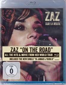 Zaz (Isabelle Geffroy): Sur La Route: Live, Blu-ray Disc