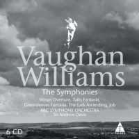 Ralph Vaughan Williams (1872-1958): Symphonien Nr.1-9, 6 CDs