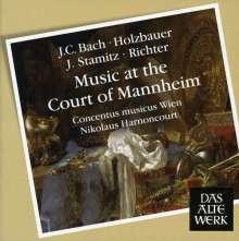Musik am Mannheimer Hof, CD