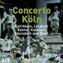 Concerto Köln Edition, 6 CDs