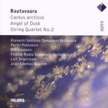 "Einojuhani Rautavaara (1928-2016): Konzert für Vögel & Orchester ""Cantus Arcticus"", CD"