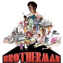 Filmmusik: Brotherman, LP