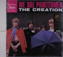 The Creation: We Are Paintermen (180g) (Pink Vinyl), LP