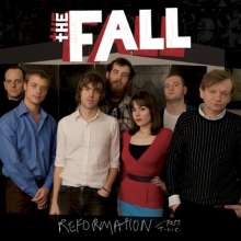 The Fall: Reformation Post T.L.C. (Digipack), CD