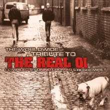Worldwide Tribute To The Real Oi, Vol.1 (White Vinyl), 2 LPs
