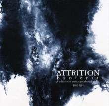 Attrition: Esoteria, CD