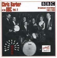 Chris Barber (geb. 1930): At The BBC Vol.2, CD