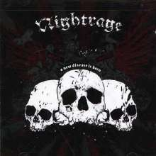 Nightrage: A New Disease Is Born, CD