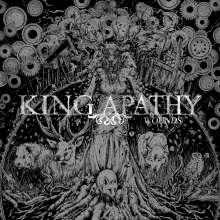 King Apathy: Wounds, CD