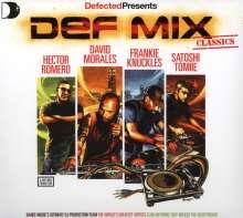 Defected Presents Def Mix Classics, 3 CDs