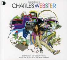 Defected Presents Charles Webster, 3 CDs